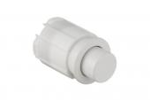 Geberit - Drücker zu WC-Steuerung mit pneumatischer Spülauslösung glanzverchromt