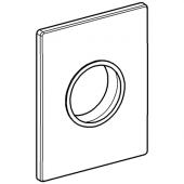 Grohe - Abdeckplatte 42359 mit Elektronik chrom