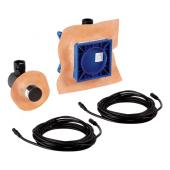 Grohe F-digital Deluxe - Rohbauset Dampfgenerator