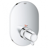 Grohe Grohtherm Special - Thermostat-Zentralbatterie für Rapido T 35 500 000 chrom