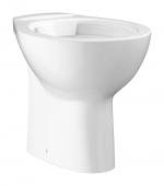 Grohe Bau Keramik - Stand-Tiefspül-WC spülrandlos Abgang senkrecht weiß