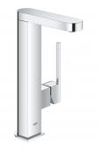 Grohe Plus - Einhand-Waschtischbatterie L-Size Push-open Ablaufgarnitur chrom