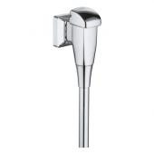 Grohe - Urinal-Spüler 37437 DN 15 Aufputz mit Rosette Spülrohr Innenverb. chrom