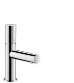 Hansgrohe Axor Uno - Waschtischmischer 80 Zerogriff ohne Ablaufgarnitur brushed nickel