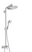 Hansgrohe Croma Select S - Showerpipe 280 Einhebelmischer chrom