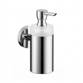 Hansgrohe Logis - Lotionspender aus Glas