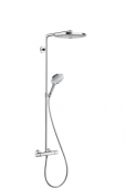 Hansgrohe Select - Showerpipe Raindance chrom