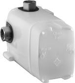 Hansa HansaVario - Thermostat-Batterie für Wandeinbau DN20 UP-Einbau-Körper