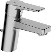 HANSA HansaTwist - Einhebel-Waschtischarmatur XS-Size mit Zugstangen-Ablaufgarnitur chrom