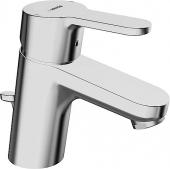 HANSA HansaForm - Einhebel-Waschtischarmatur XS-Size mit Zugstangen-Ablaufgarnitur chrom