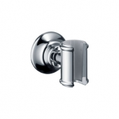 Hansgrohe Axor Montreux - Brausenhalter brushed nickel