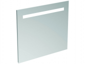 Ideal Standard Mirror & Light - Spiegel mit Licht 30 Watt 800 x 26 x 700 mm