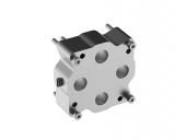 Keuco - Verlängerungsset Armaturenzub. 59970, für Flexx Boxx, 30 mm