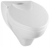 Villeroy & Boch OBLIC - WC-Sitz weiß alpin