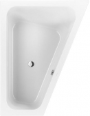 Villeroy & Boch Loop & Friends - Badewanne RE 1750 x 1350 mm star white
