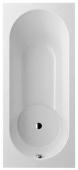 Villeroy & Boch Libra - Badewanne Rechteck 1600 x 700 mm star white