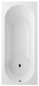 Villeroy & Boch Libra - Badewanne Rechteck 180 x 80 cm weiß alpin