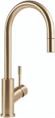 Villeroy & Boch Umbrella Flex - Einhand-Spültischbatterie gold