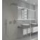 Grohe Grohtherm SmartControl - Duschsystem Rainshower 310 Smart Active mit Thermostatarmatur chrom Environmental 5