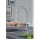 Grohe Red - Einhand-Küchenarmatur DUO mit Boiler L-Size und C-Auslauf chrom environment 11