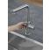 Grohe Red - Einhand-Küchenarmatur DUO mit Boiler L-Size und L-Auslauf supersteel environment 4