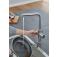 Grohe Red - Einhand-Küchenarmatur DUO mit Boiler L-Size und L-Auslauf supersteel environment 5