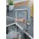 Grohe Red - Einhand-Küchenarmatur DUO mit Boiler L-Size und L-Auslauf supersteel environment 8