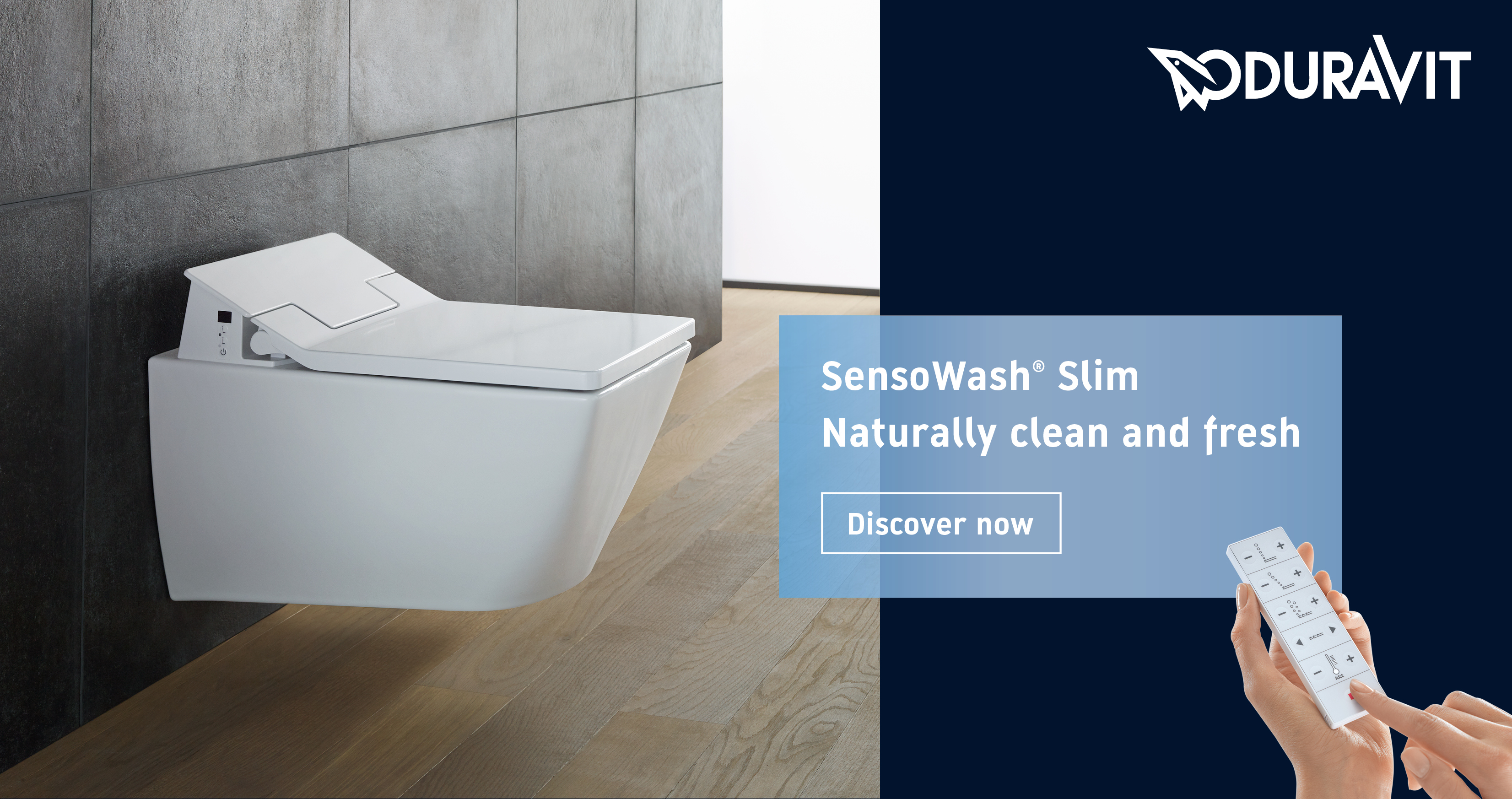 Duravit SenosWash Slim