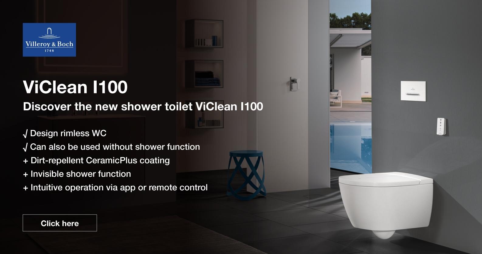 Villeroy & Boch ViClean I100