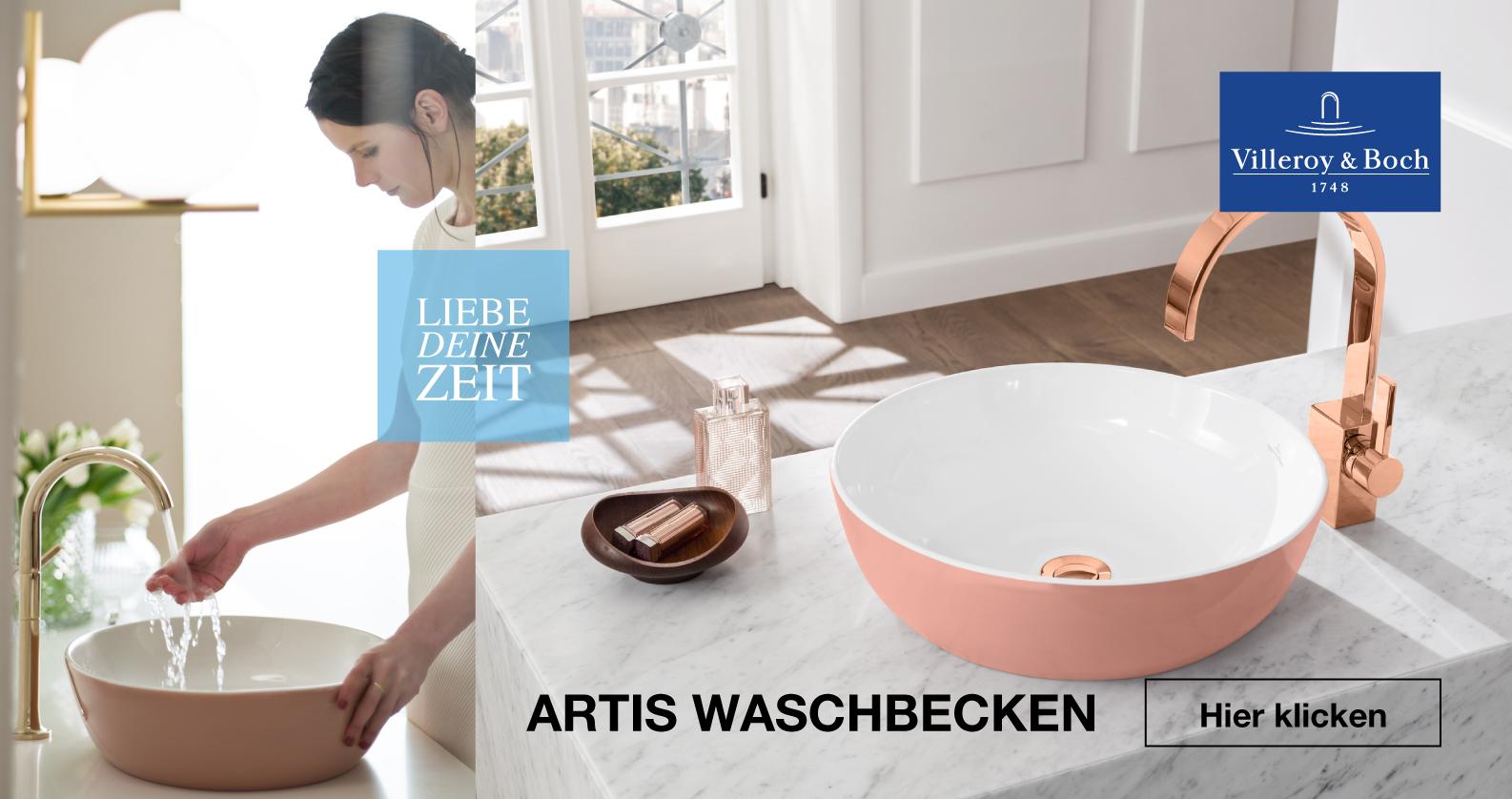 Villeroy & Boch Artis Waschbecken