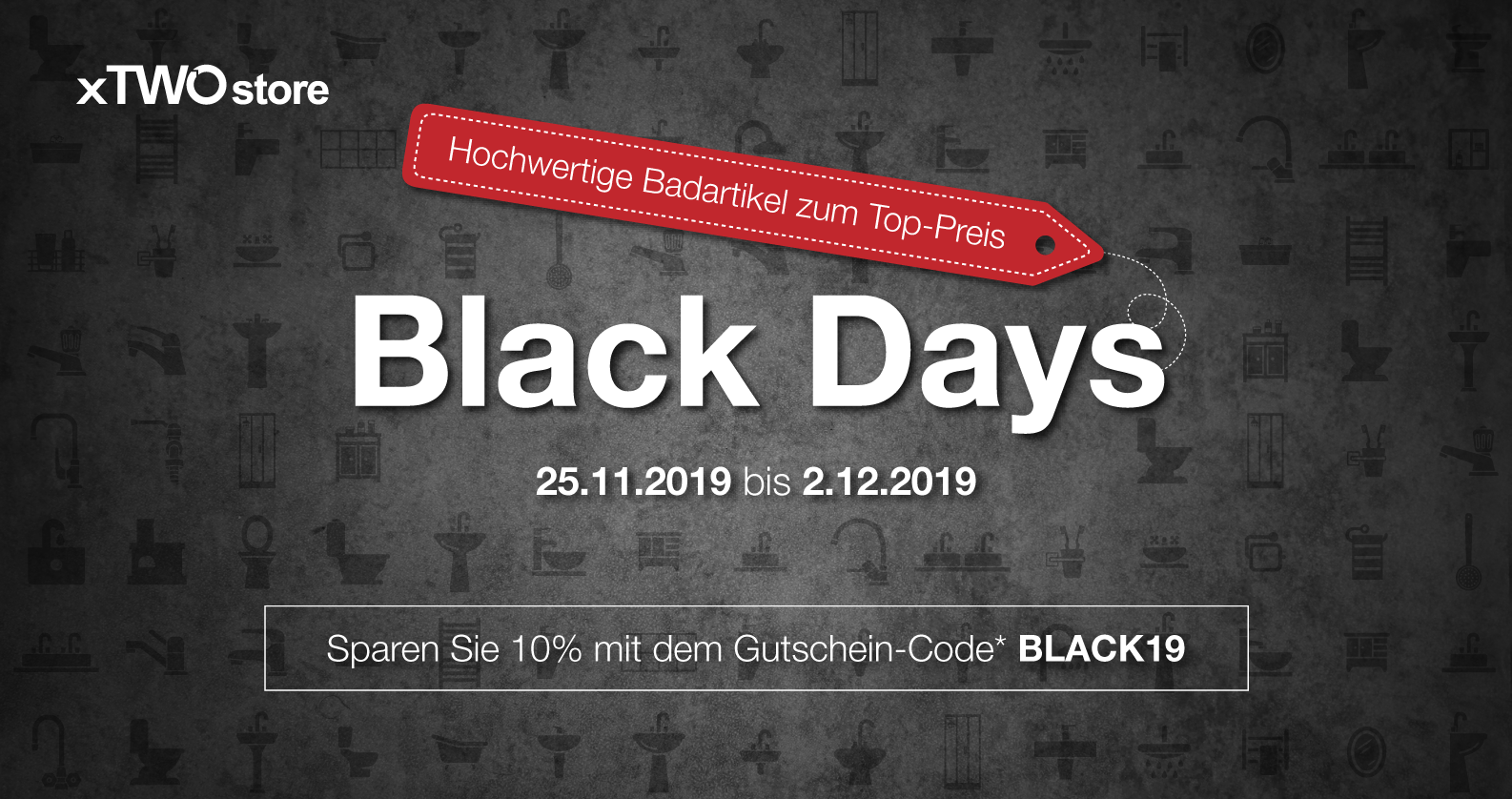 Black Days bei xTWOstore