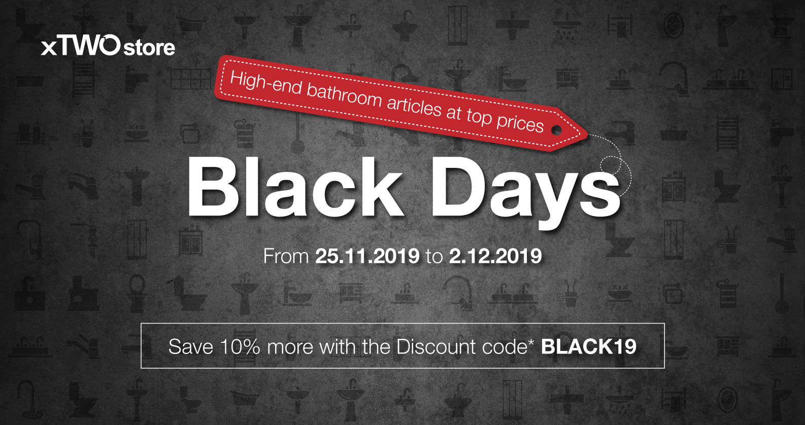 Black Days at xTWOstore
