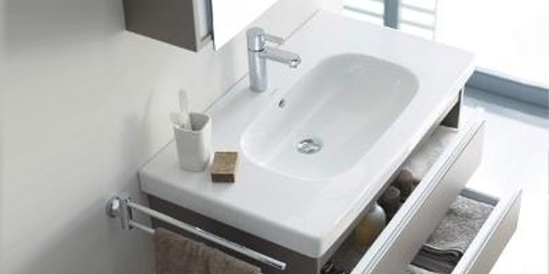 Duravit Ketho Schubladen Waschtischunterschrank