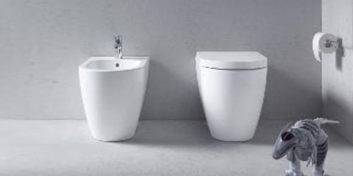 Duravit Durastyle Stand-WC