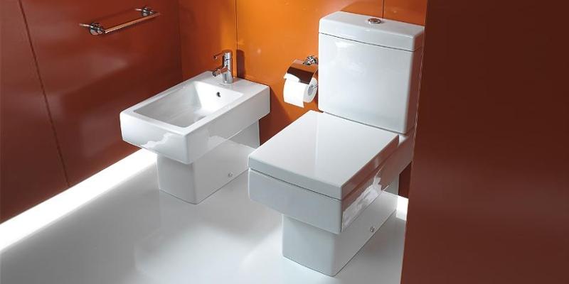 Duravit Vero Stand-WC Bidet