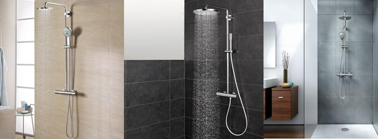 Duschsysteme bei xTWOstore