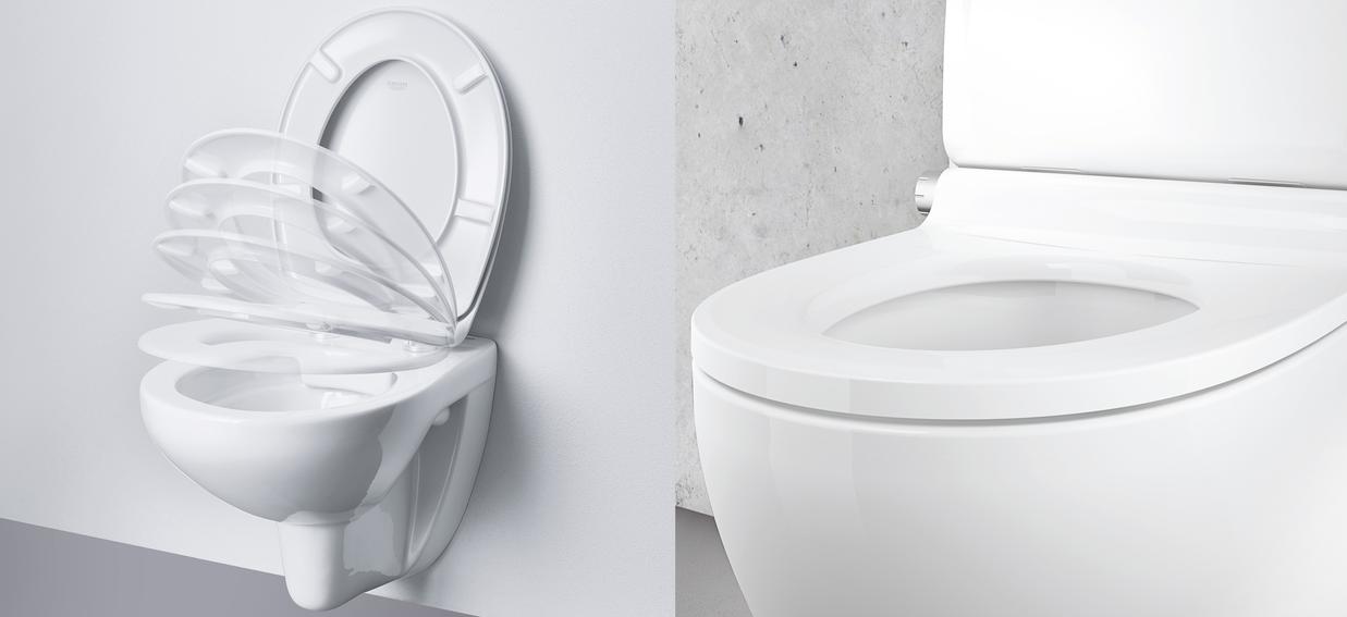 WC-Sitze von GROHE