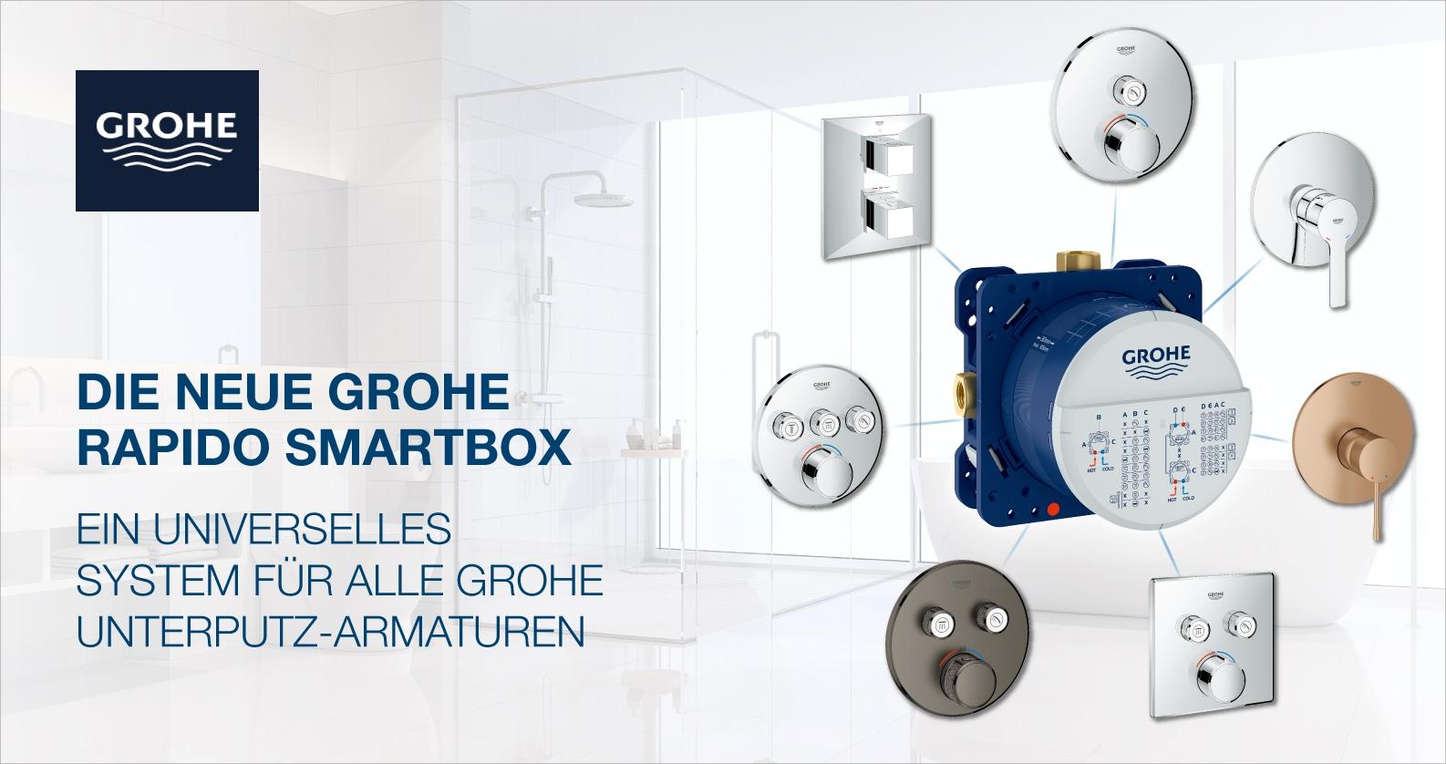 GROHE Rapido SmartBox