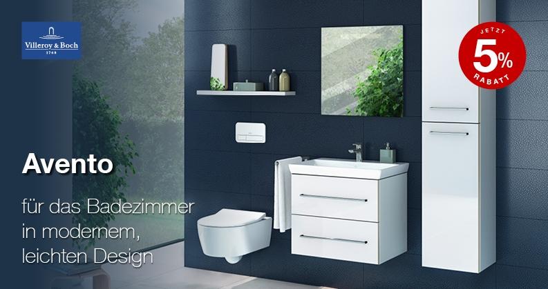 Badarmaturen, Badmöbel und vieles mehr fürs Bad bei xTWOstore.de