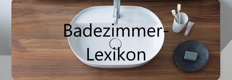 Badezimmer-Lexikon bei xTWO