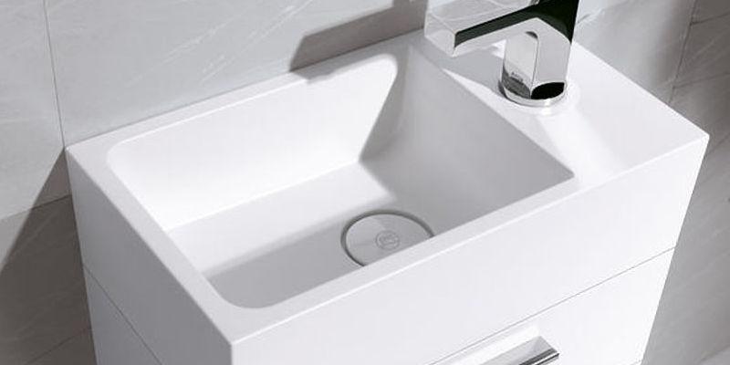 Burgbad Crono Handwaschbecken