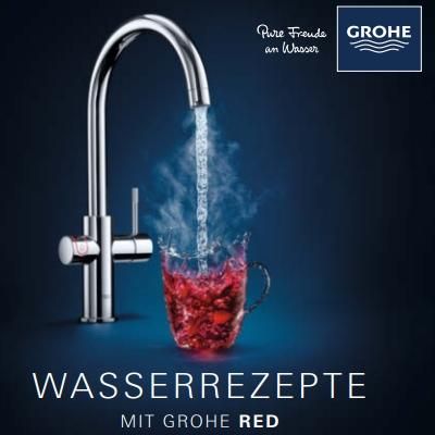GROHE Wasserrezepte