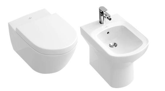 Villeroy und Boch Toiletten und Bidets