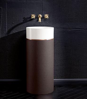 Villeroy & Boch Säulenwaschtisch