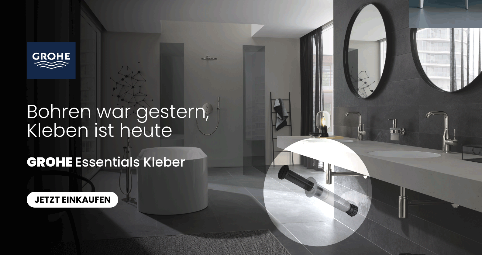GROHE Kleber-Aktion bei xTWOstore