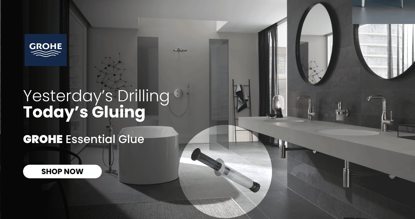 GROHE Glue Promotion at  xTWOstore