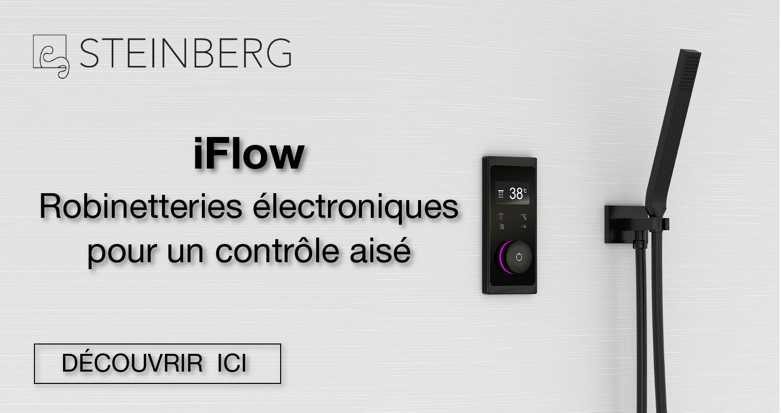 Steinberg iFlow chez xTWOstore