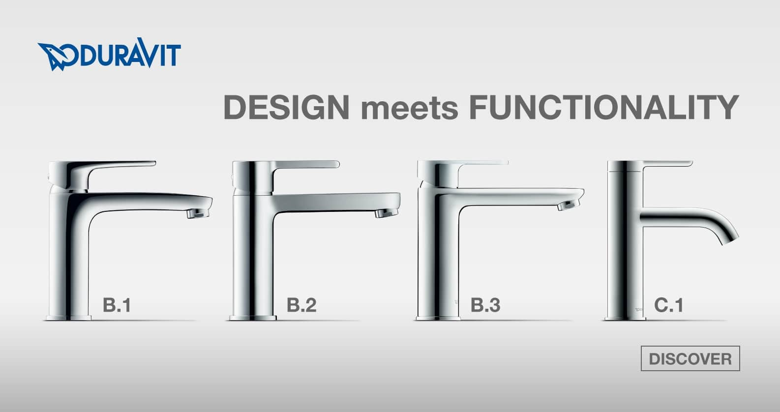 DURAVIT washbasin faucets