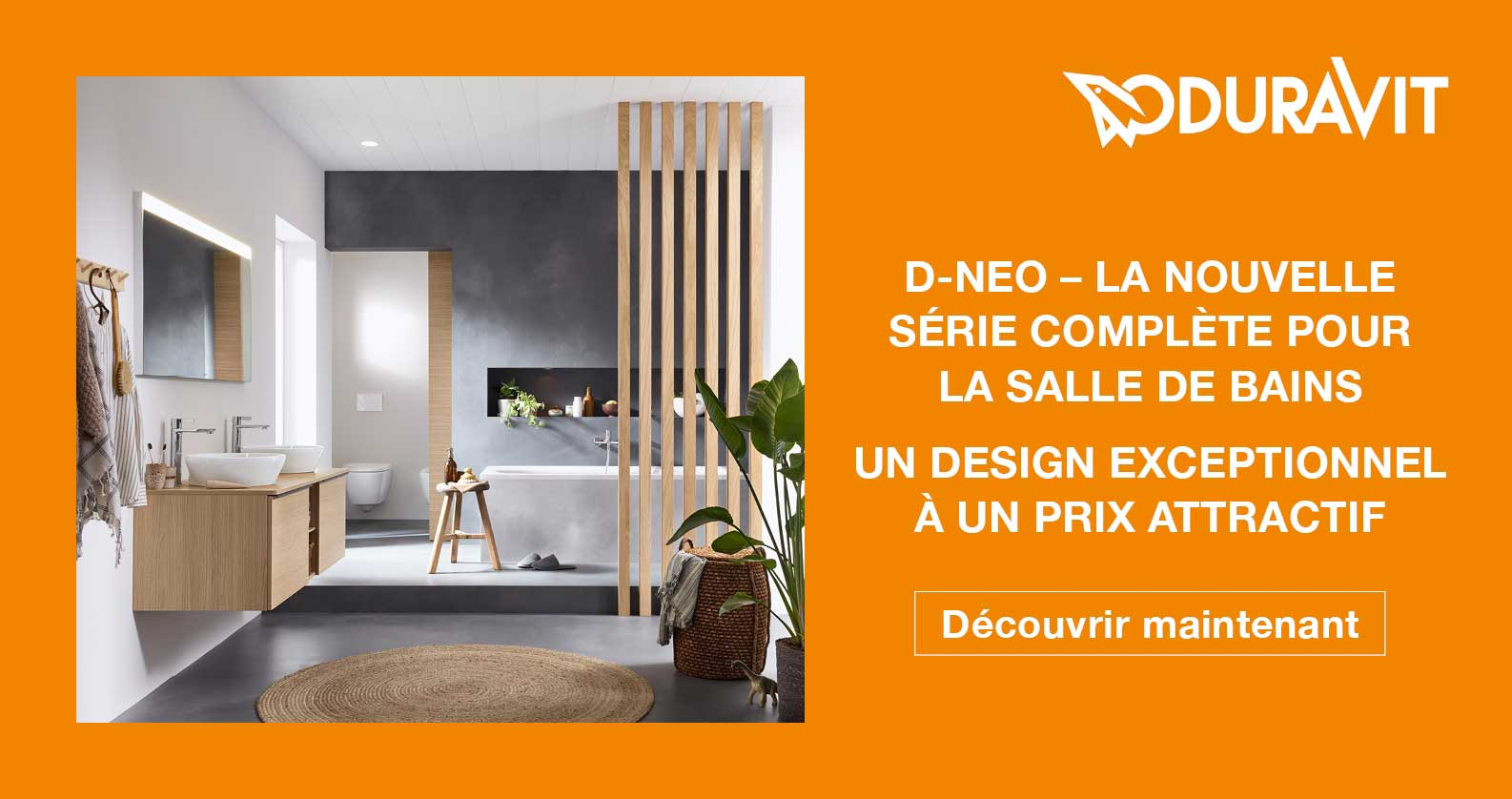 Duravit D-Neo at xTWOstore