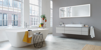 Duravit DuraSquare Bath at xTWOstore